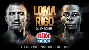 Rigo vs Loma~ Preview + Prediction