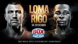 Rigo vs Loma~ Preview +Prediction