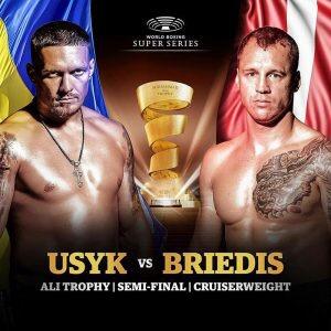 Usyk vs Briedis – Preview +Prediction