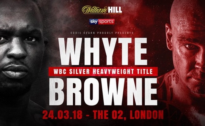 Whyte vs Browne – Preview +Prediction
