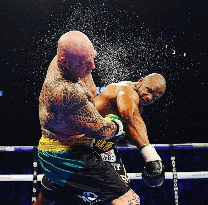 Great Whyte Attack on Saturday Night
