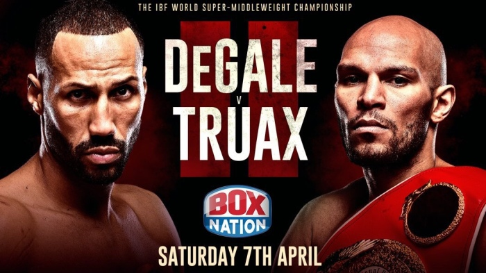 DeGale vs Truax ~ Preview + Prediction