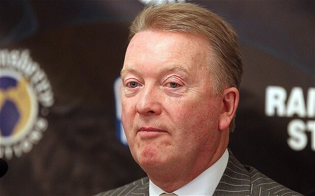 The Show Must Go On – Frank Warren is having alaugh