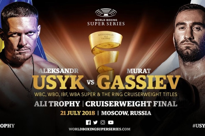 Usyk vs Gassiev – Preview +Prediction