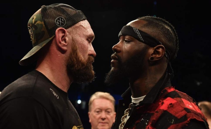 Fury vs Wilder – Bravery or Folly From Fury