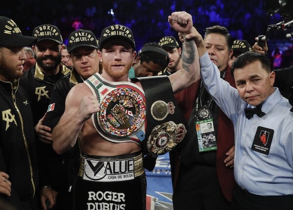 Canelo vs GGG – Robbery ? …Hell No