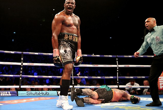 Dillian Whyte – Always A Bridesmaid, Never A Bride
